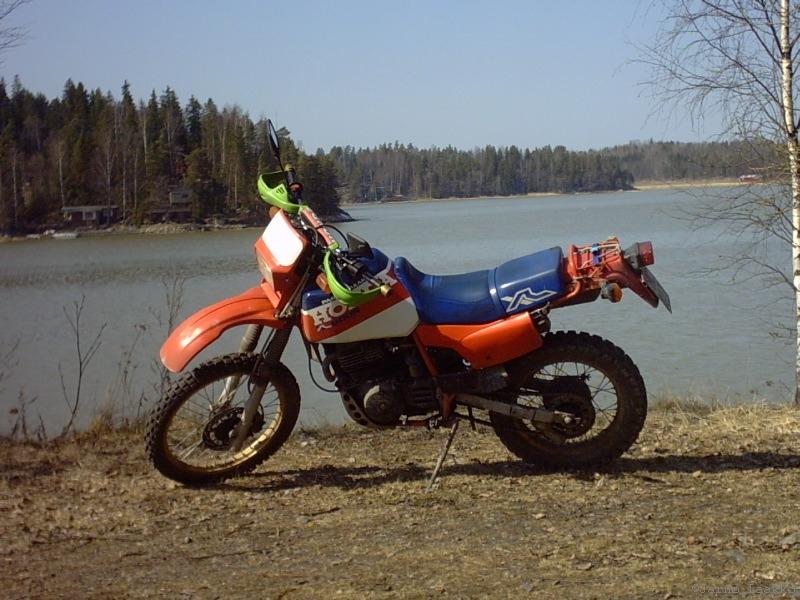 XL600 Fuel Tanks | Adventure Rider